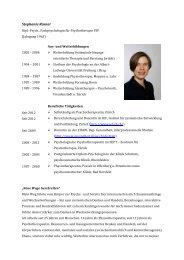Stephanie Rösner - systemis.ch