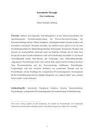 Systemische Therapie_2011Manuskript.pdf - Internetplattform für ...