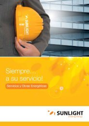 Services SPA 1 - Systems Sunlight S.A.