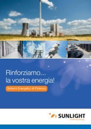 Energy Power Systems ITA 1 - Systems Sunlight S.A.