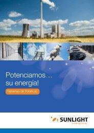 Energy Power Systems SPA 1 - Systems Sunlight S.A.