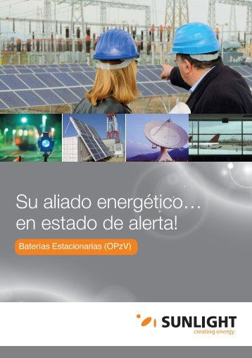OPzV Batteries SPA 1 - Systems Sunlight S.A.