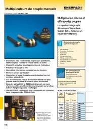 W22000 Hydraulic Torque Wrench - Enerpac