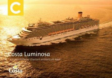Costa Luminosa - SZ-Reisen