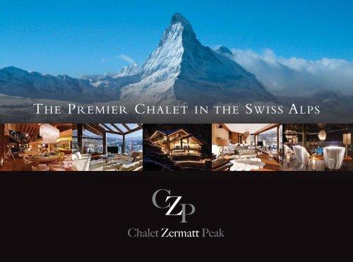 English - Chalet Zermatt Peak, Luxury Chalet in Switzerland, Zermatt
