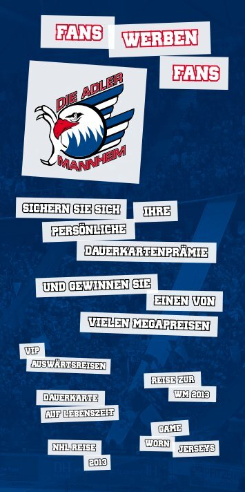 Werber-Flyer (1MB) - ADLER Mannheim