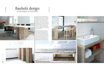 Bauholz Design mit geschichte bauholz design a r t