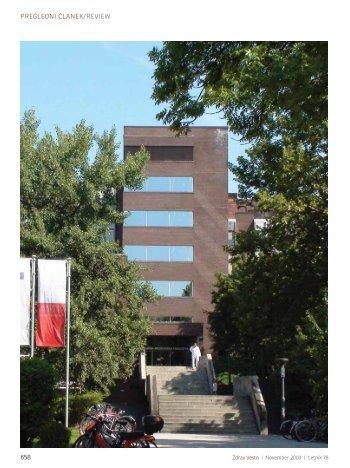 Devetdeset let Medicinske fakultete Univerze v Ljubljani - Slovensko ...