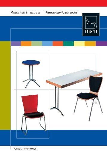 Malscher Sitzmöbel stühle sitzmöbel mit la