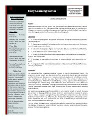 Homebound Brochure - K12 - Plano ISD - Plano Independent