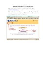 Parent Request for Aeries Parent Portal Access