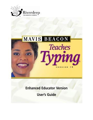 Old School Indeed Mavis Beacon Teaches Typing 25th Anniversary Edition Reviewed Pcworld