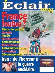 Eclair mag - Alain Jean-Mairet
