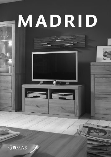 Madrid Typenblatt (PDF) - Gomab