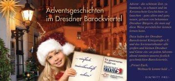 Adventsgeschichten im Dresdner Barockviertel ... - Ligne Roset