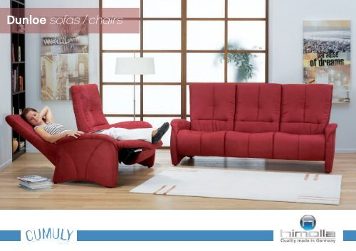 Dunloe Sofas Chairs