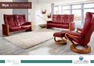 Wye sofas / chairs