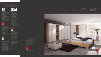 Prospekt_My_Way (PDF | 6 MB) - Möbel Hinkel