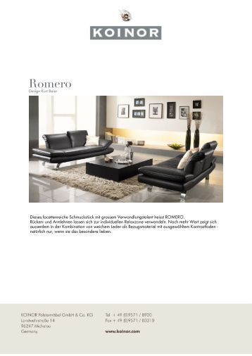 koinor omega. Black Bedroom Furniture Sets. Home Design Ideas