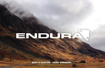 BORN IN SCOTLAND - RIDDEN WORLDWIDE.