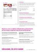 Vyúčtování služeb T-Mobile - průvodceVyúčtování služeb, to - Page 2