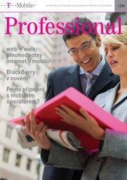 web'n'walk: plnohodnotný internet v mobilu BlackBerry v ... - T-Mobile