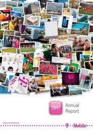 Annual 2011 Report - T-Mobile