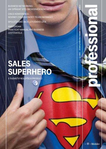 sales superhero - T-Mobile