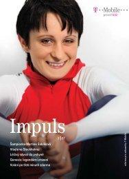 Časopis IMPULS - T-Mobile