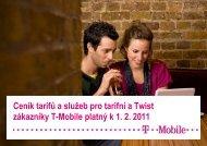 Cenik sluzeb T-Mobile_unor