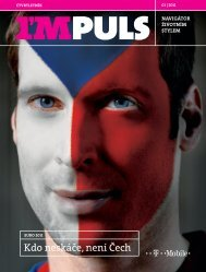 Časopis Impuls 1/2011 - T-Mobile