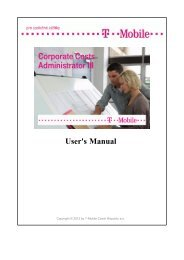 Corporate Costs Administrator III - T-Mobile