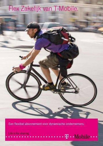 Flex Zakelijk van T -Mobile.