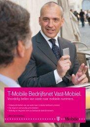 T-Mobile Bedrijfsnet Vast-Mobiel. - TelePhorum