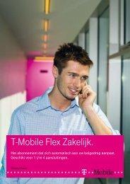 T-Mobile Flex Zakelijk.