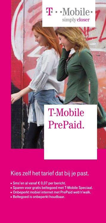 T-Mobile PrePaid.