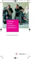 Instant E mail #3 - T-Mobile