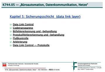 Sicherungsschicht - Torsten E. Neck