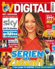 TV DIGITAL - SKY Ausgabe