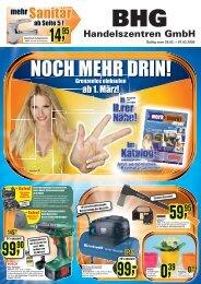NOCH MEHR DRIN! - BHG Handelszentren GmbH