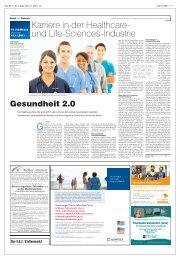 Karriere in der Healthcare- und Life-Sciences-Industrie - T5