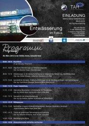 Flyer - Technische Akademie Hannover eV