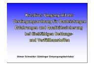 9. Göttinger Abwassertage 25.02.09 Otmar Schneider (Göttinger ...