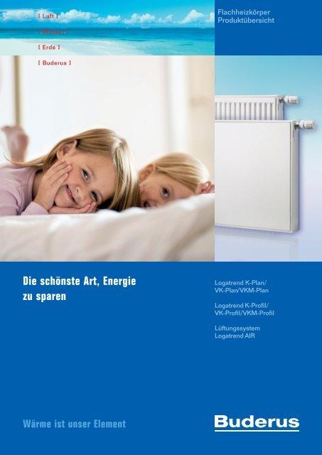 Download (PDF 1.35 MB) - Buderus Heiztechnik AG