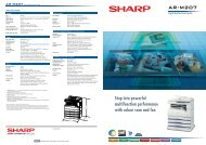 AR-M207 - Sharp Global