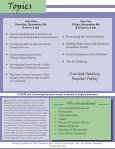 SART conference.indd - Texas Association Against Sexual Assault - Page 2