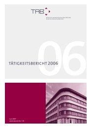 1,45 MB - Büro für Technikfolgen-Abschätzung beim Deutschen ...
