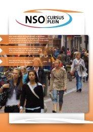 Klik hier voor de brochure van het NSO Cursusplein.