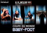 de programmes sur Eurosport 2 - International Table Soccer ...