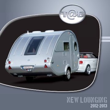 new lounging - Knaus Tabbert Group GmbH